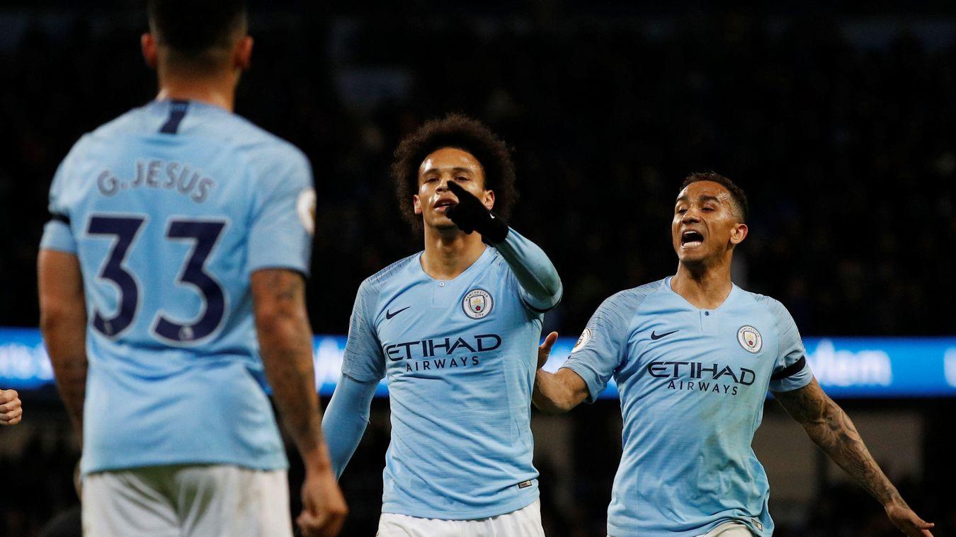 Manchester City 2-0 Cardiff City