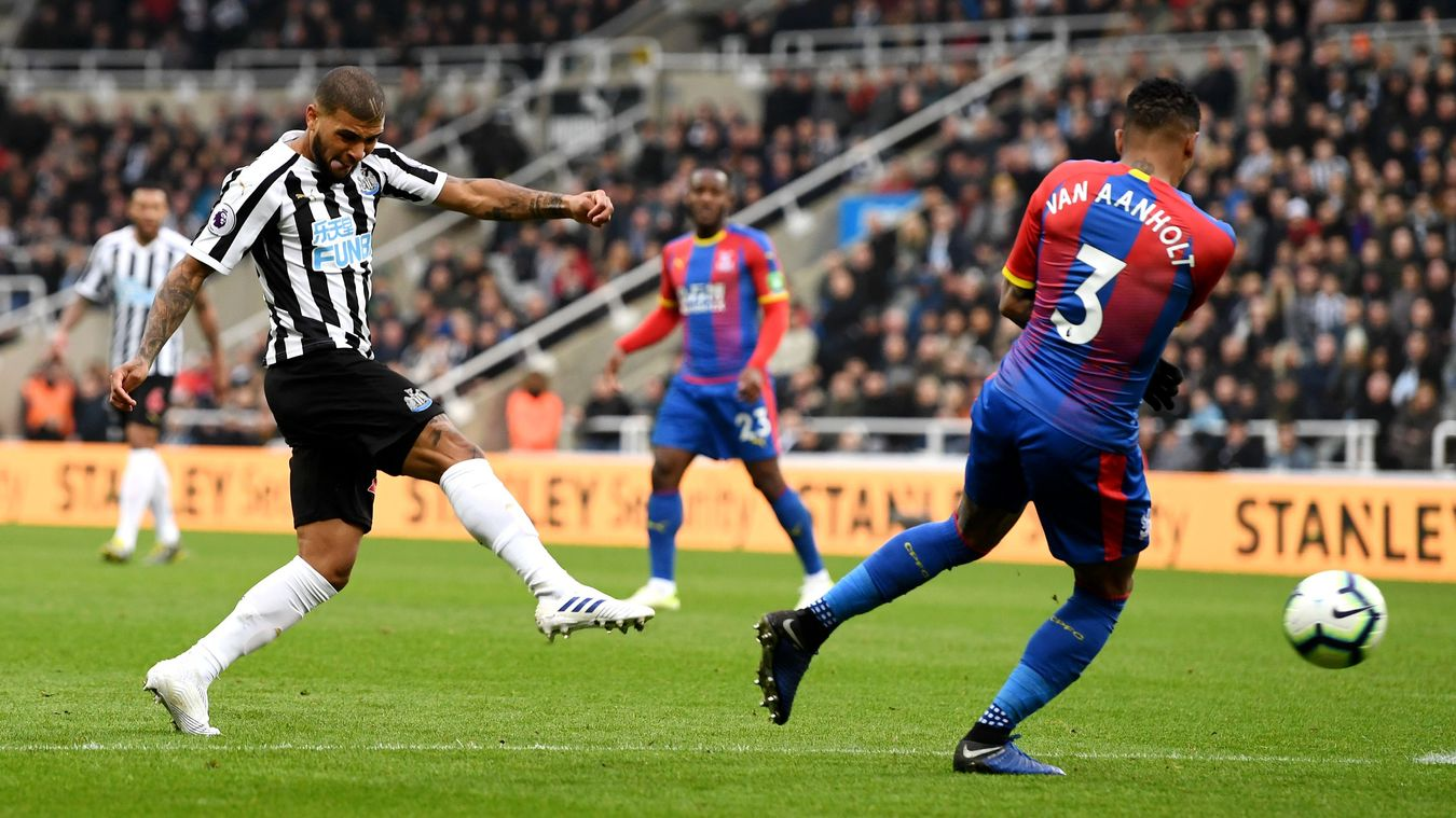 Newcastle United 0-1 Crystal Palace