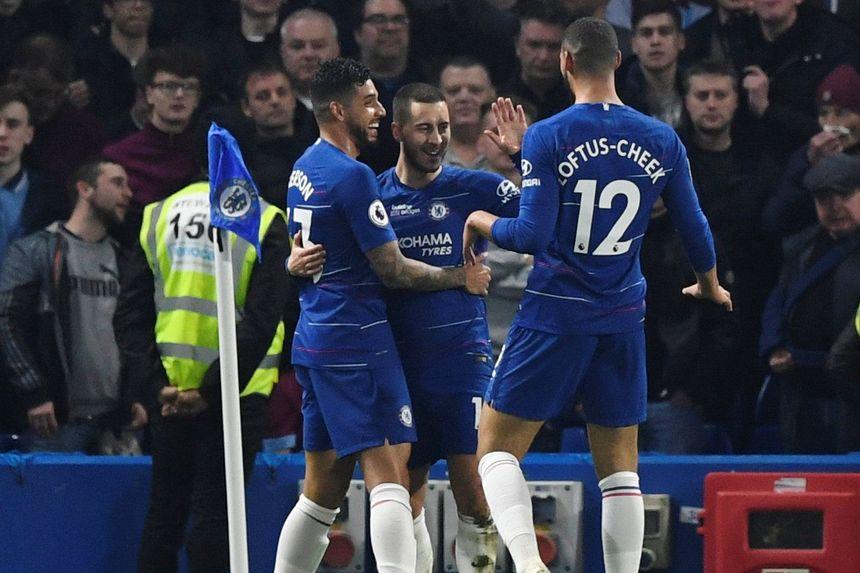 Premier League - Chelsea v West Ham United