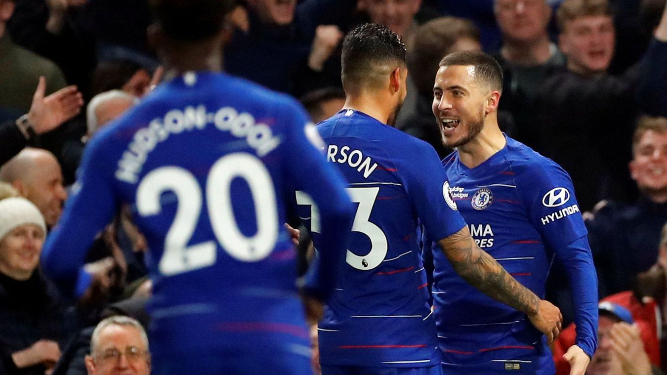 Chelsea 2-0 West Ham United