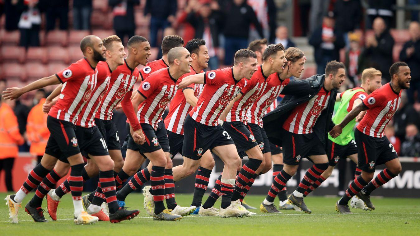 Southampton 3-1 Wolverhampton Wanderers