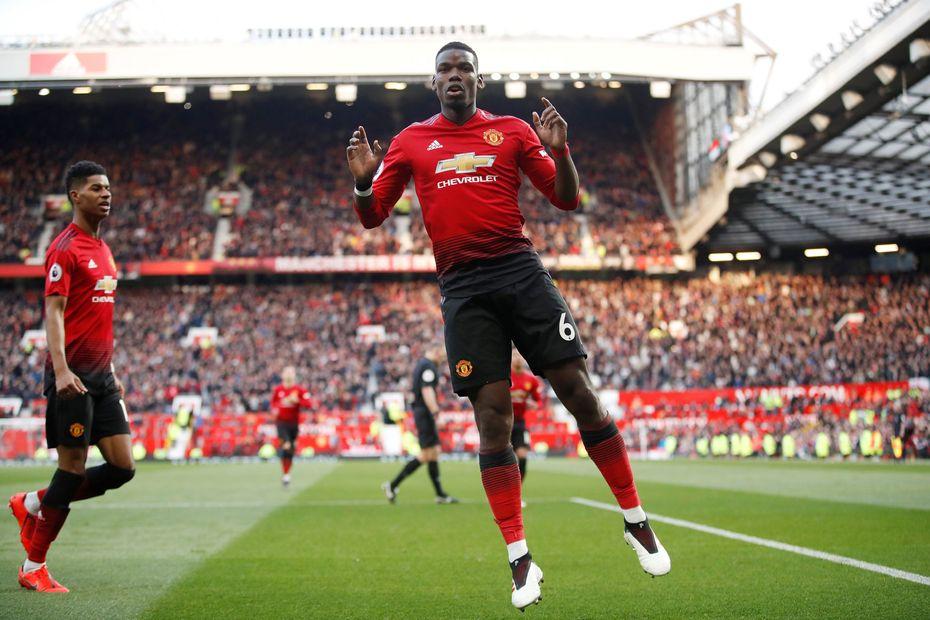 Manchester United 2-1 West Ham United