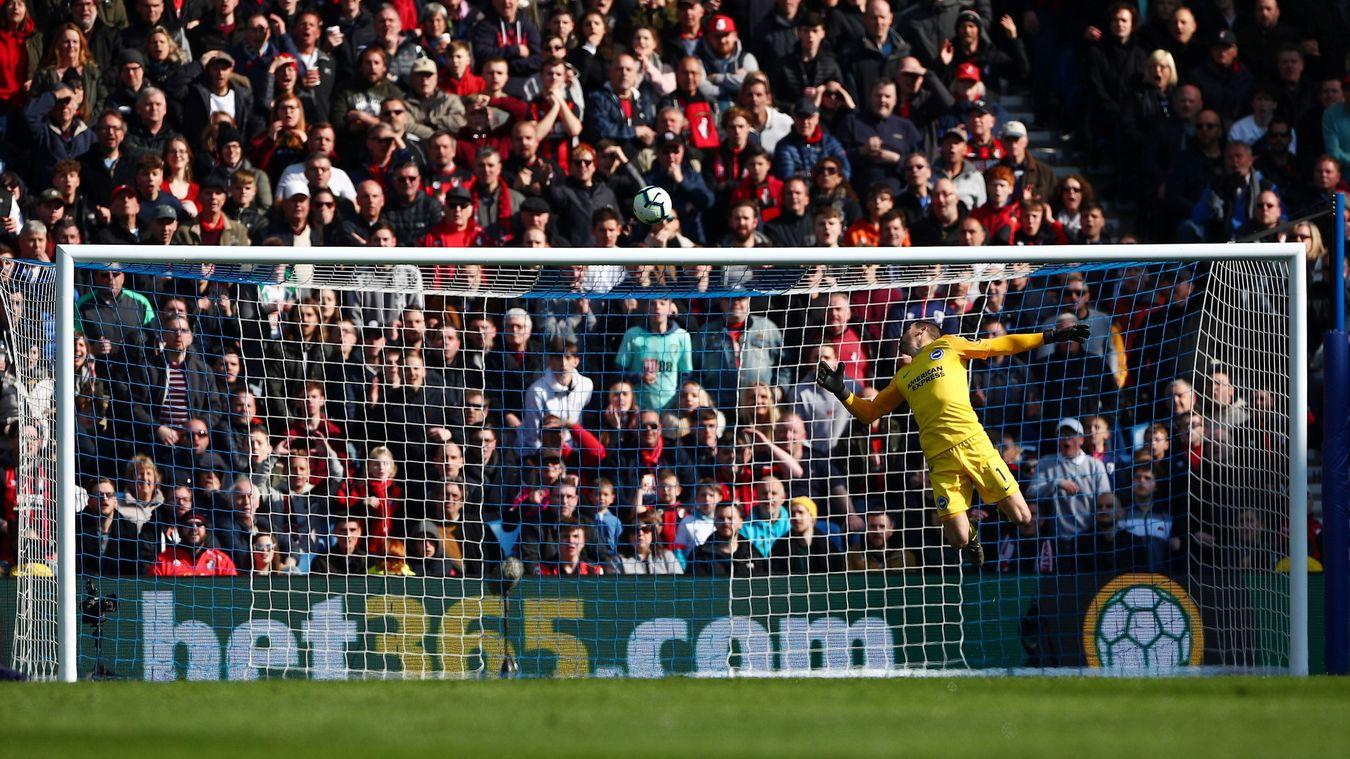 Brighton & Hove Albion 0-5 AFC Bournemouth