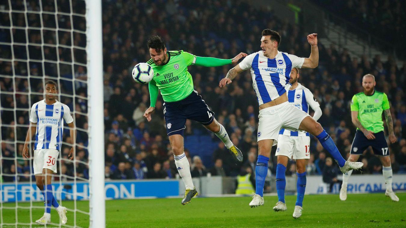 Brighton & Hove Albion 0-2 Cardiff City