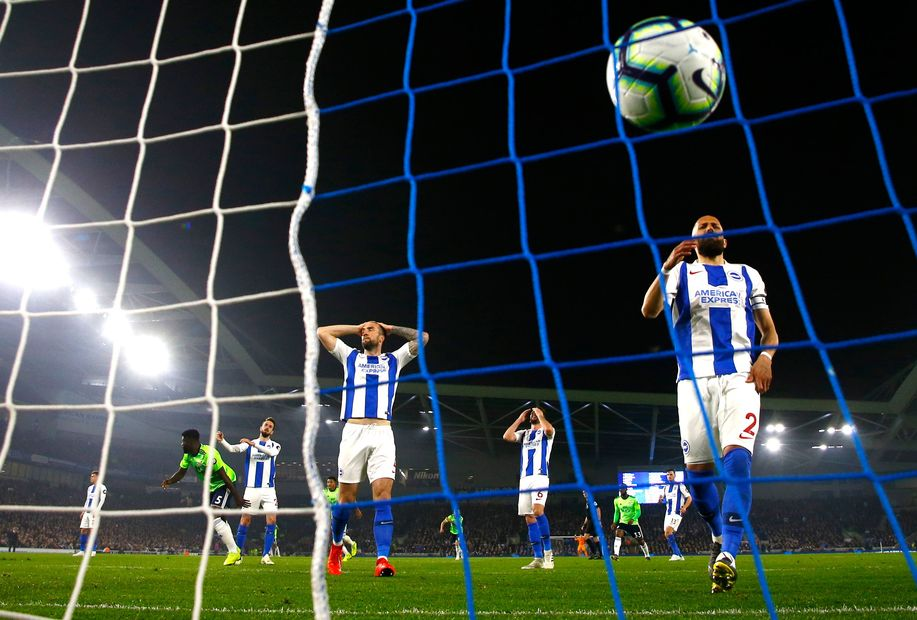 Brighton & Hove Albion v Cardiff City - Premier League