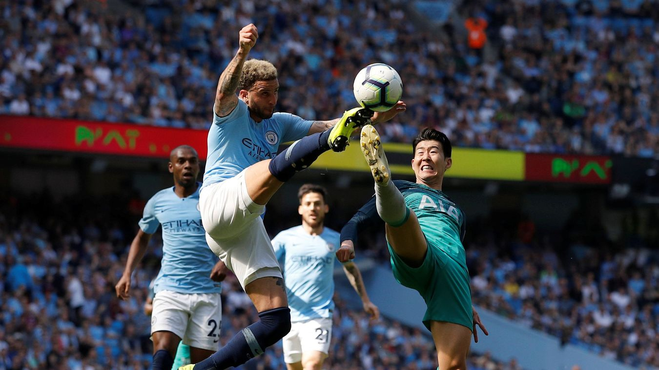 Manchester City 1-0 Tottenham Hotspur