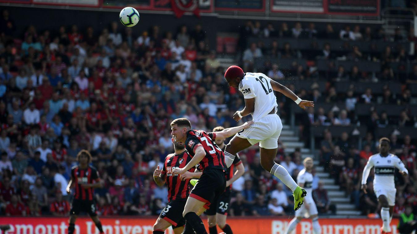 AFC Bournemouth 0-1 Fulham