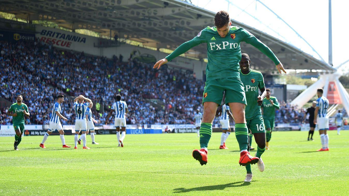 Huddersfield Town 1-2 Watford