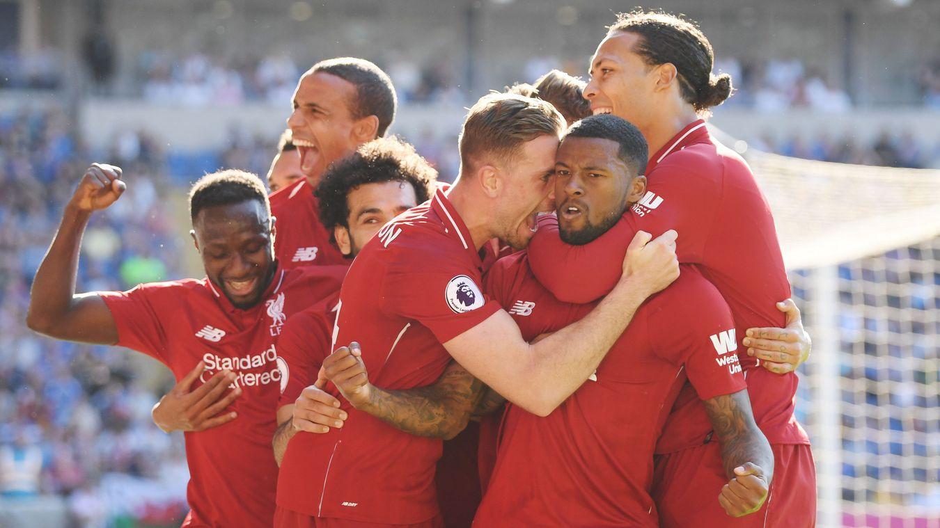 Cardiff City 0-2 Liverpool