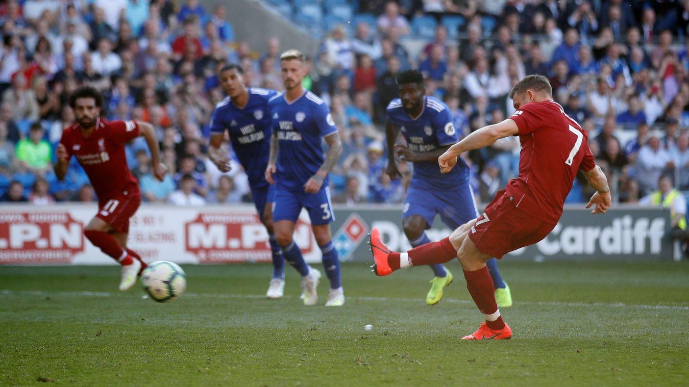 James Milner, Liverpool