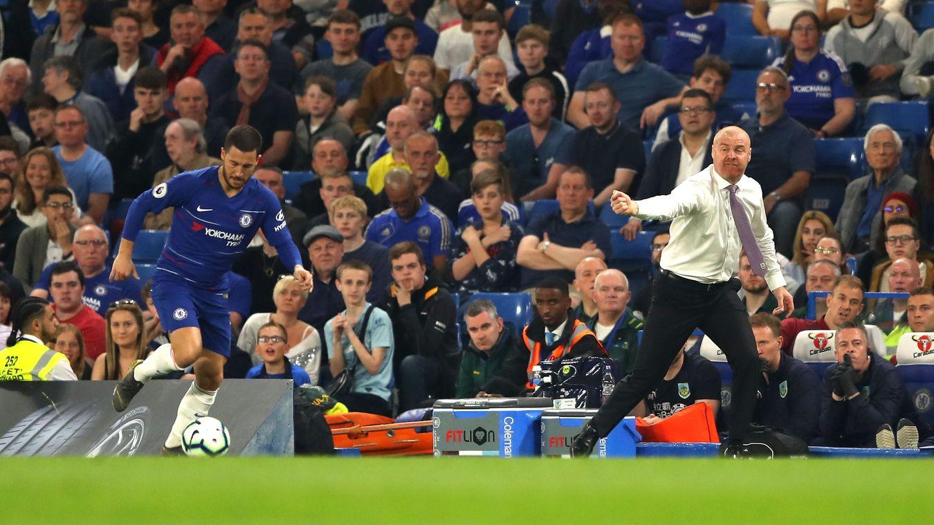 Chelsea 2-2 Burnley