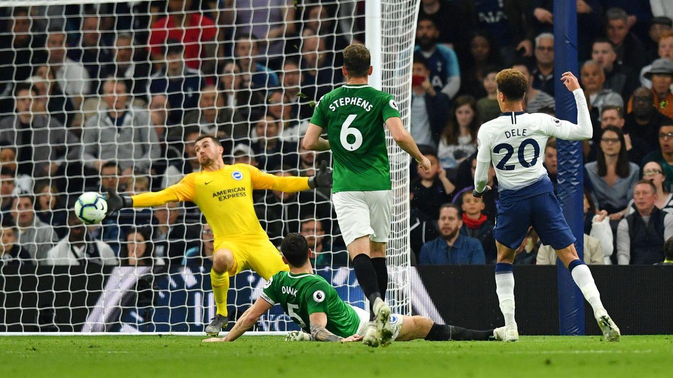 Tottenham Hotspur 1-0 Brighton & Hove Albion