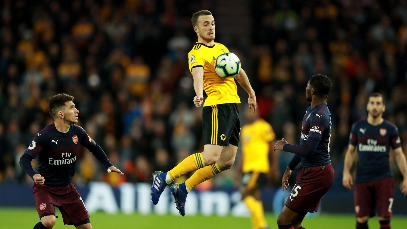 Wolverhampton Wanderers 3-1 Arsenal