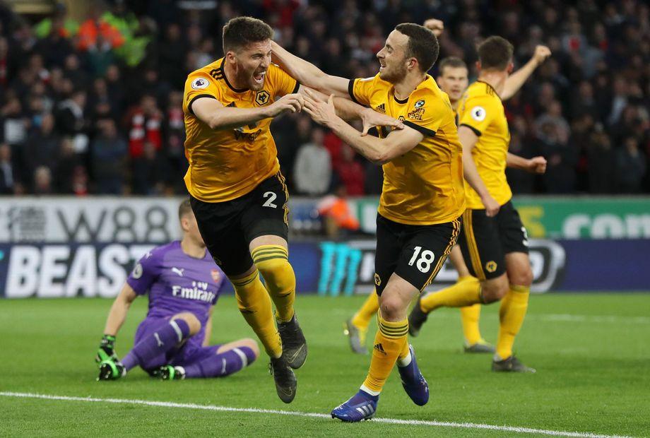 Wolverhampton Wanderers v Arsenal