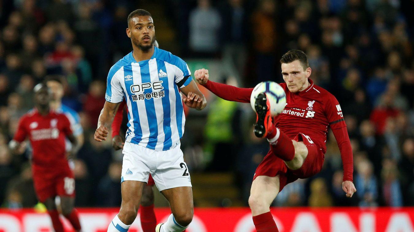 Liverpool 5-0 Huddersfield Town