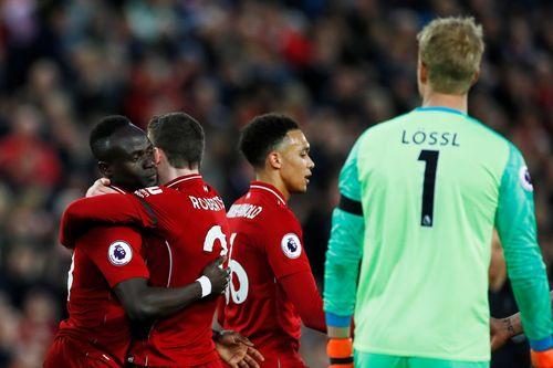 Liverpool v Huddersfield Town