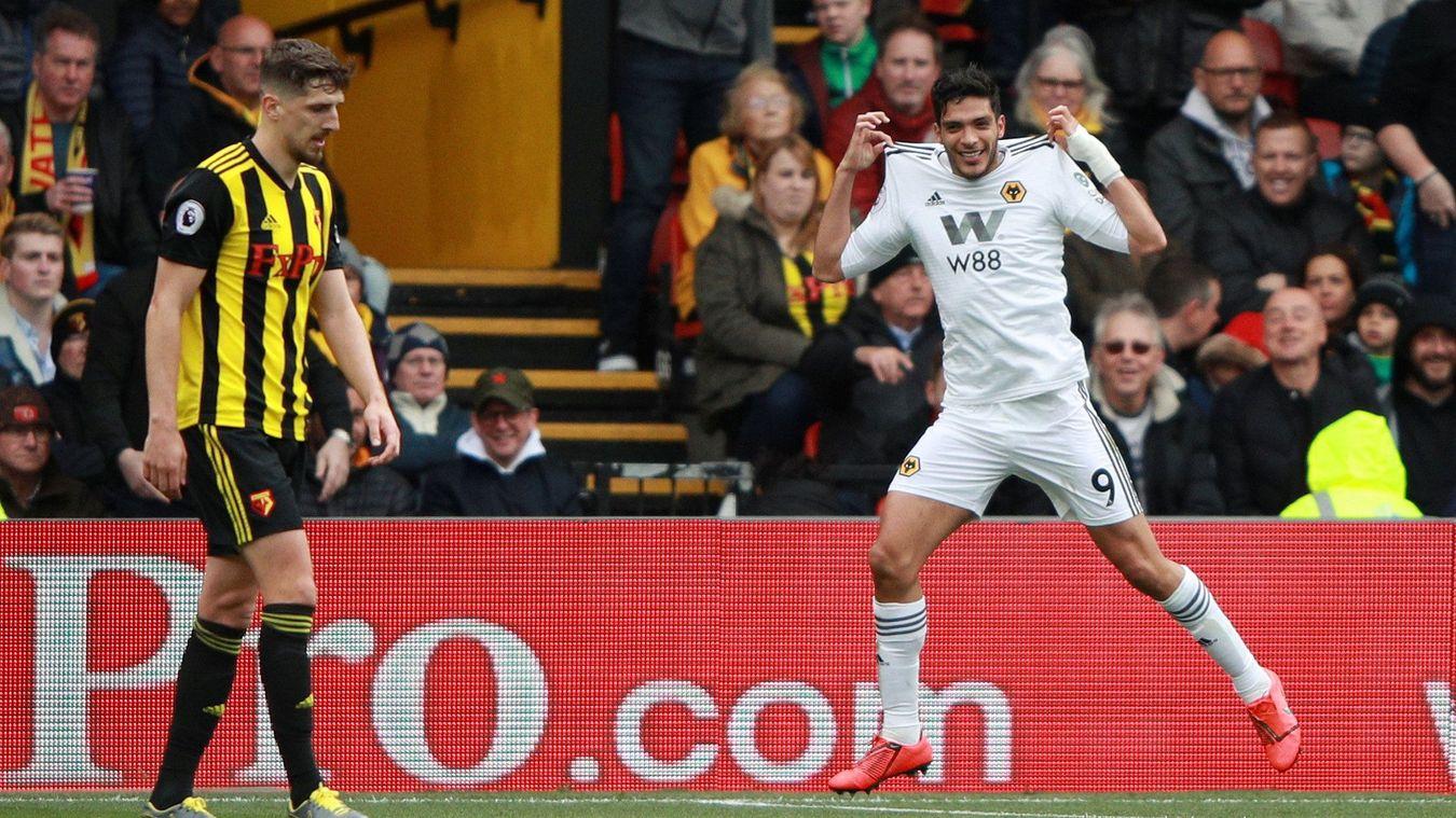 Watford 1-2 Wolverhampton Wanderers