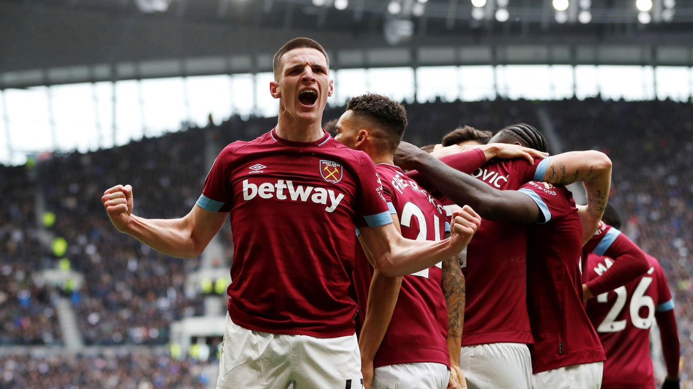 Tottenham Hotspur 0-1 West Ham United