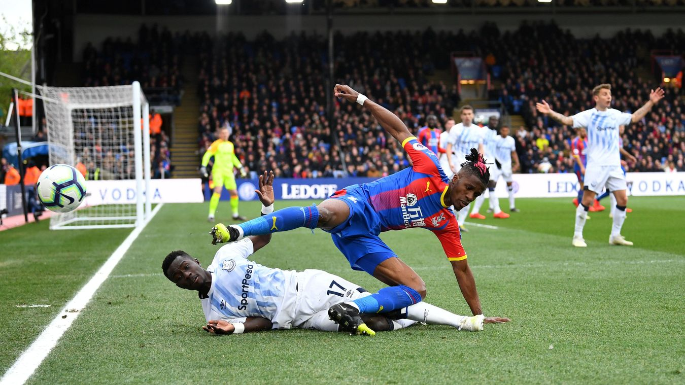 Crystal Palace 0-0 Everton