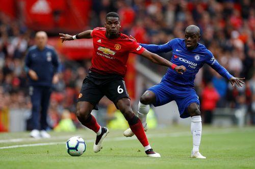 Man Utd v Chelsea, 2018/19 | Premier League