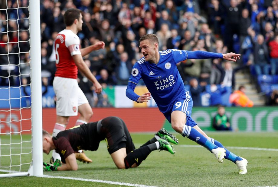 Leicester City v Arsenal