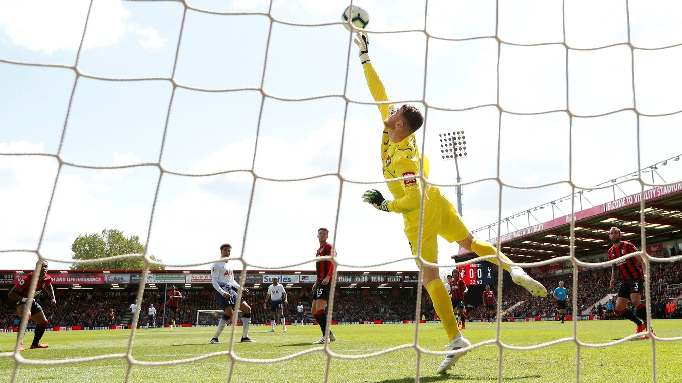 AFC Bournemouth 1-0 Tottenham Hotspur
