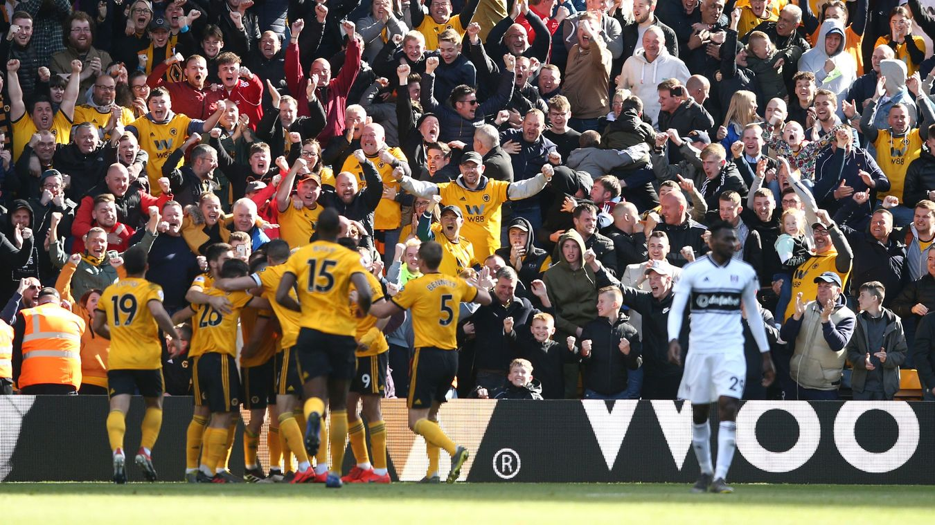 Wolverhampton Wanderers 1-0 Fulham