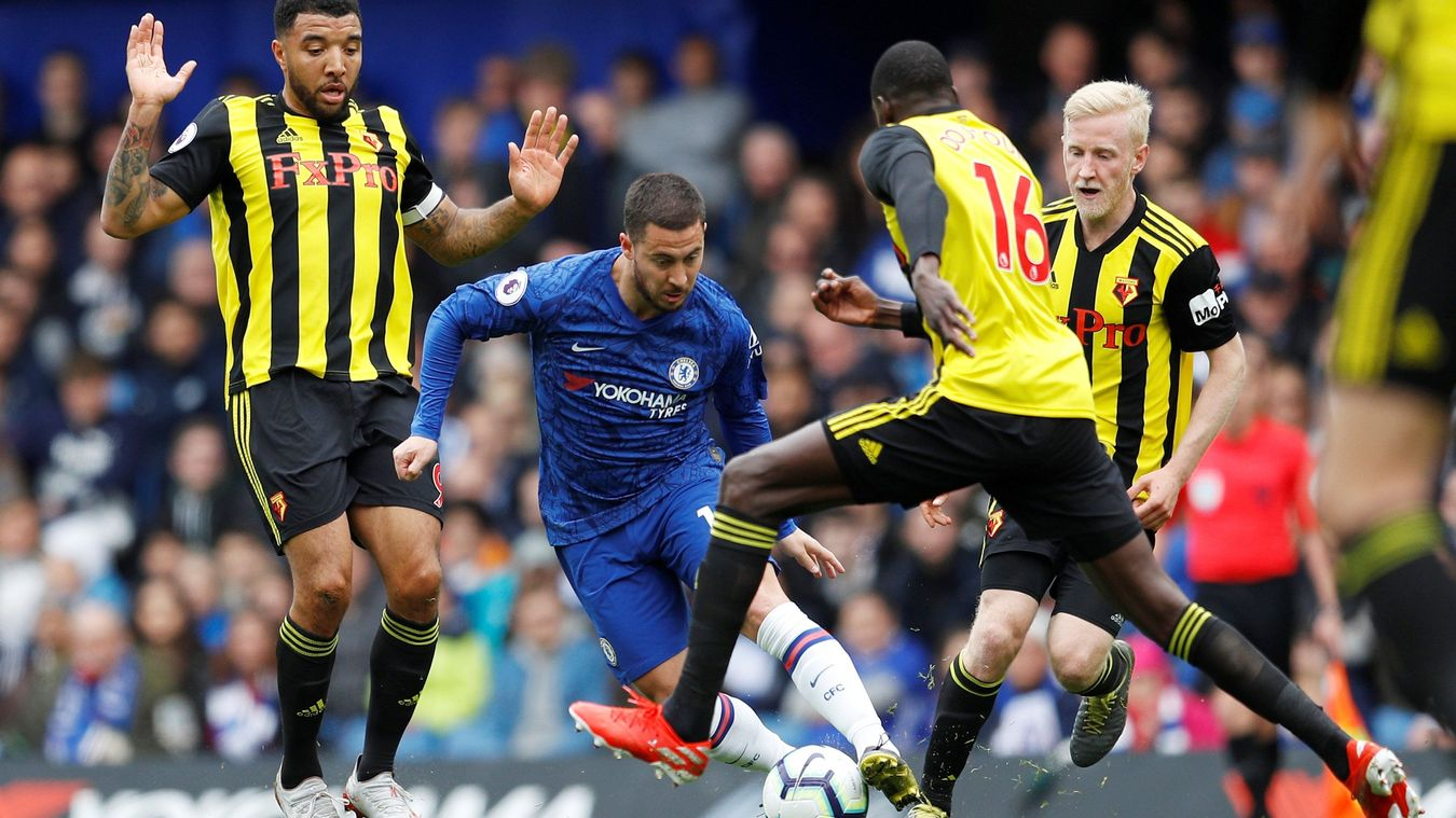 Chelsea 3-0 Watford