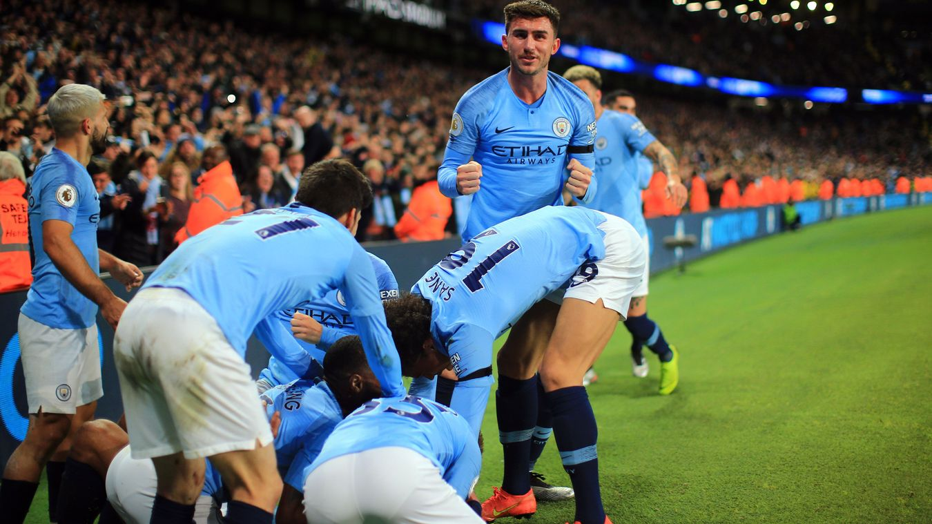 Manchester City 1-0 Leicester City
