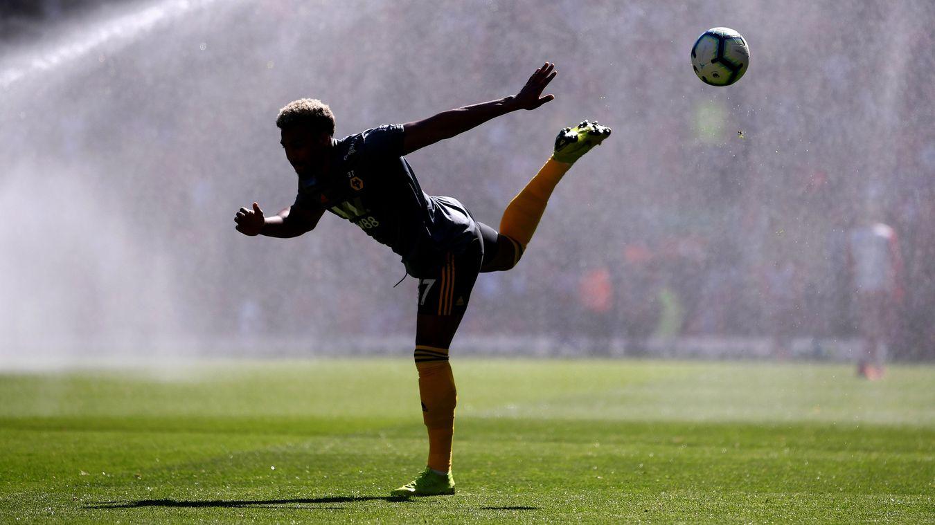 Liverpool 2-0 Wolverhampton Wanderers
