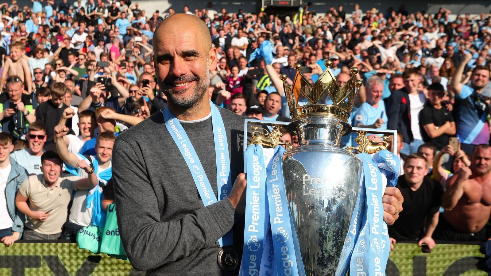 Guardiola: The players never gave up