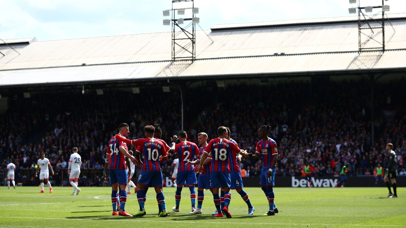 Crystal Palace 5-3 AFC Bournemouth