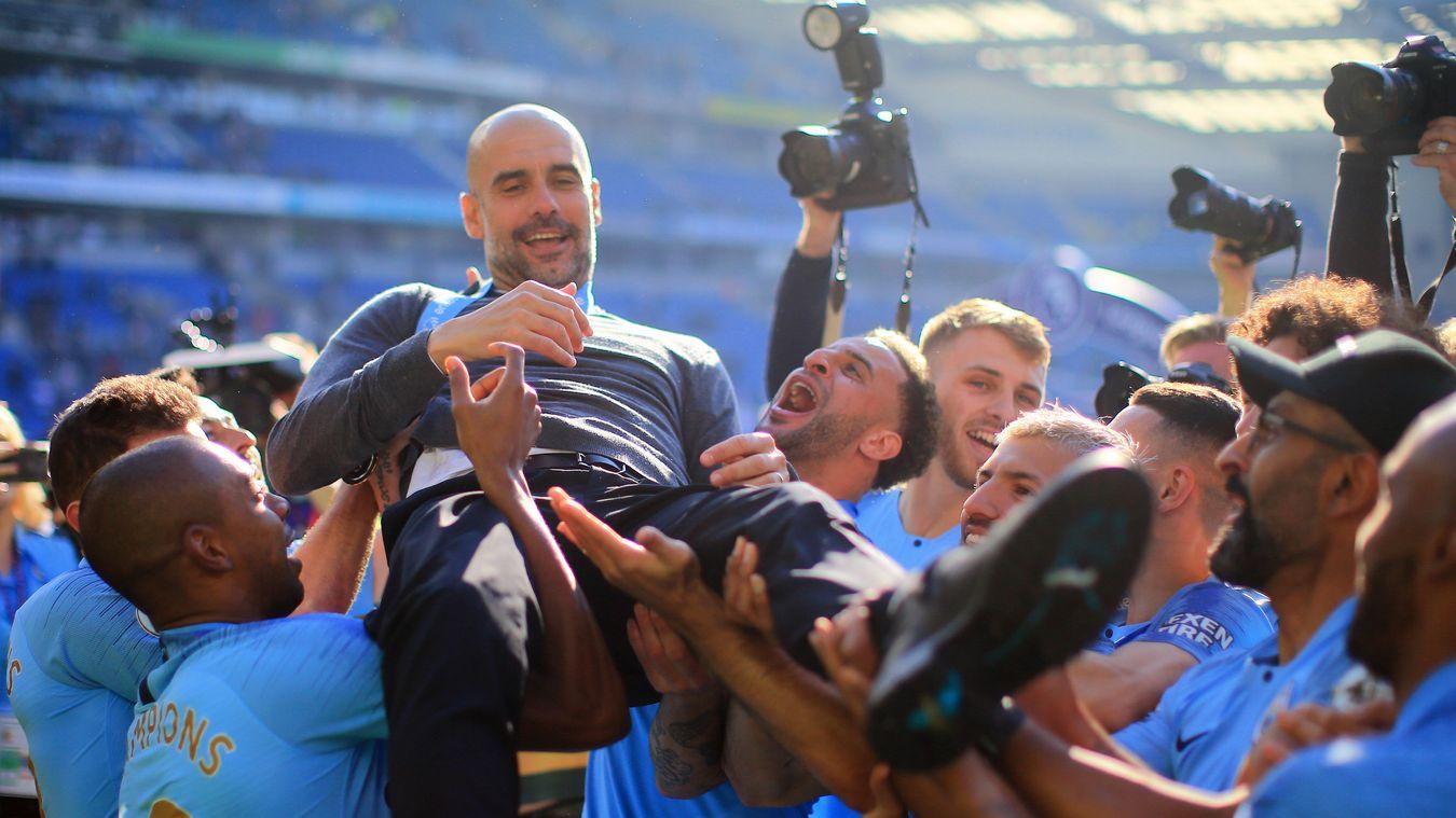 Brighton & Hove Albion 1-4 Manchester City