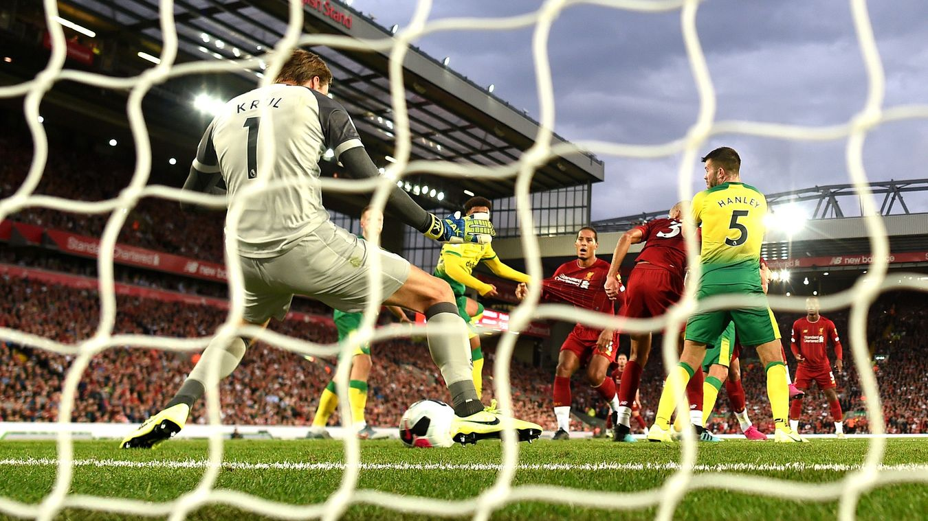 Liverpool 4-1 Norwich City