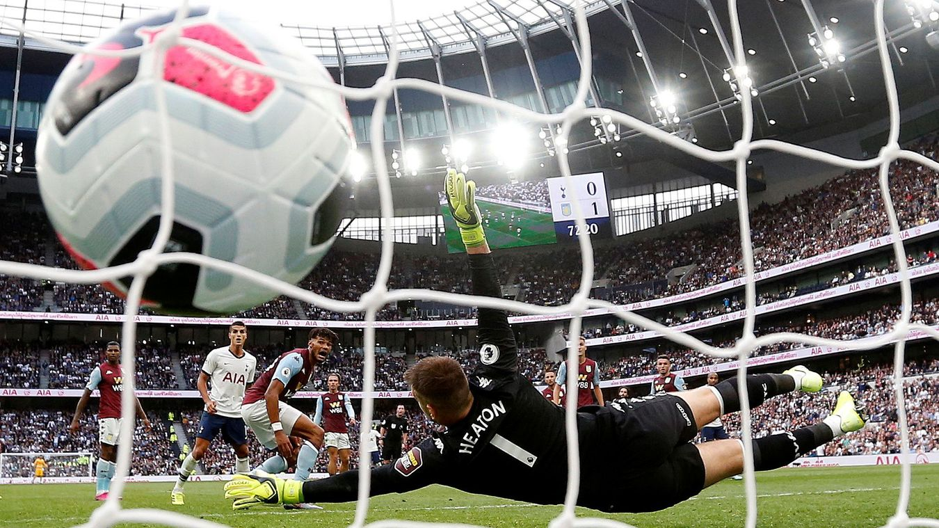 Tottenham Hotspur 3-1 Aston Villa