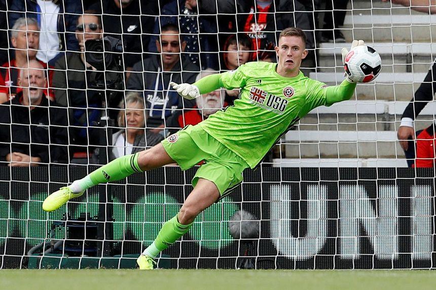 Dean Henderson, Sheffield United