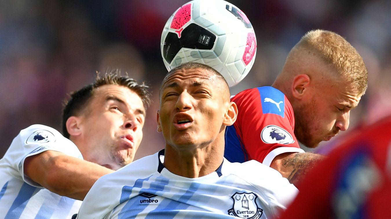 Crystal Palace 0-0 Everton