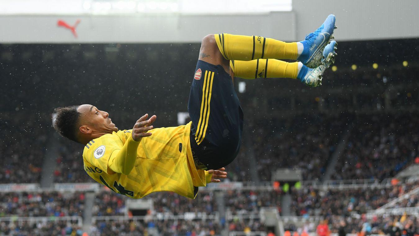 Newcastle United 0-1 Arsenal