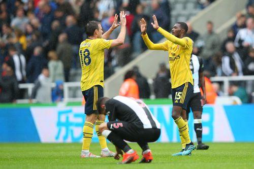 Newcastle V Arsenal 2019 20 Premier League