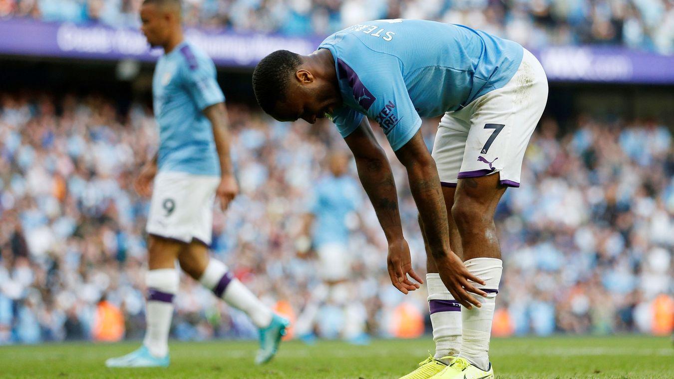 Manchester City 2-2 Tottenham Hotspur