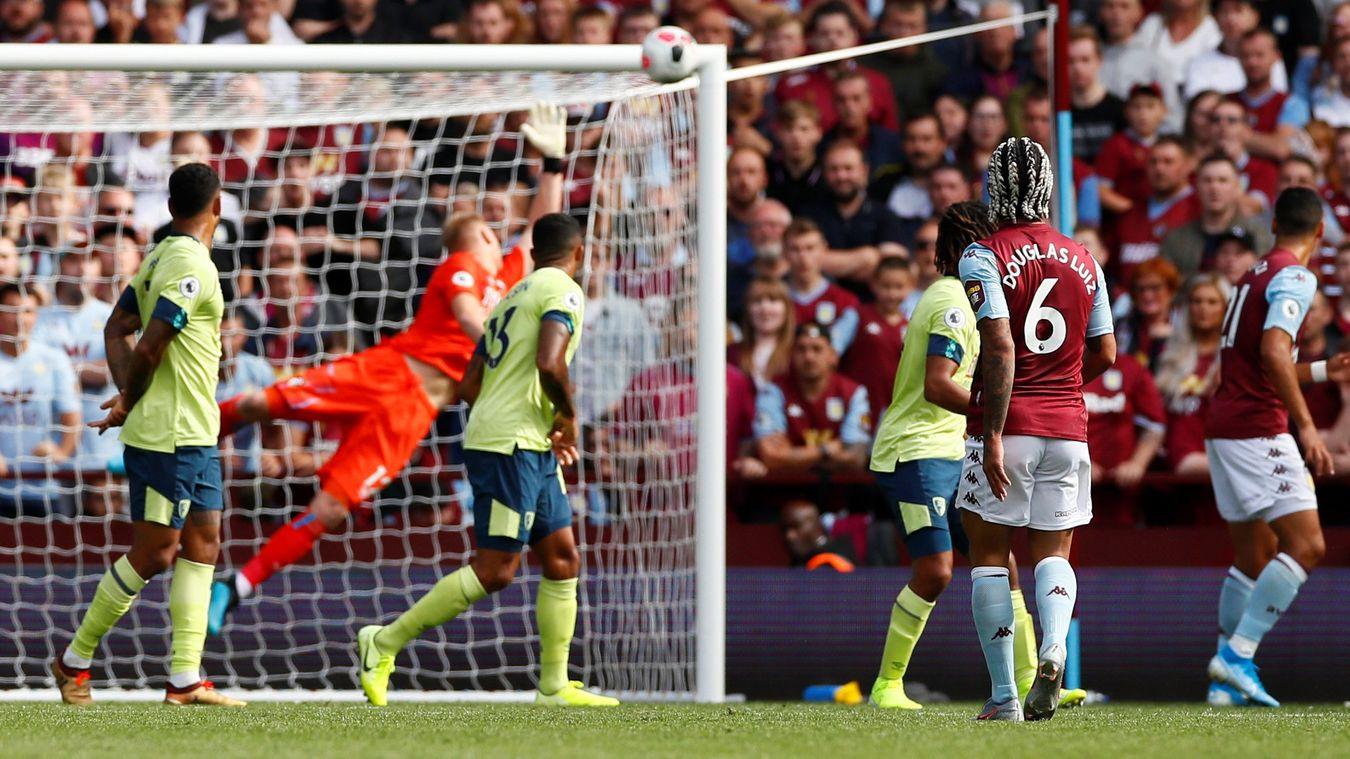 Aston Villa 1-2 AFC Bournemouth