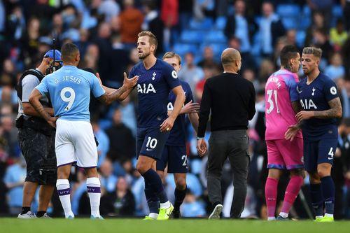 Man City V Spurs 2019 20 Premier League
