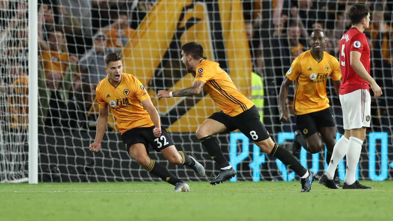 Wolverhampton Wanderers 1-1 Manchester United