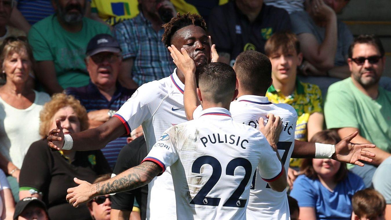 Norwich City 2-3 Chelsea
