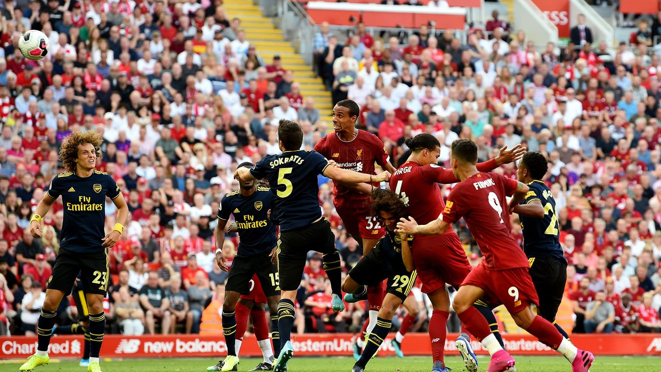 Liverpool 3-1 Arsenal