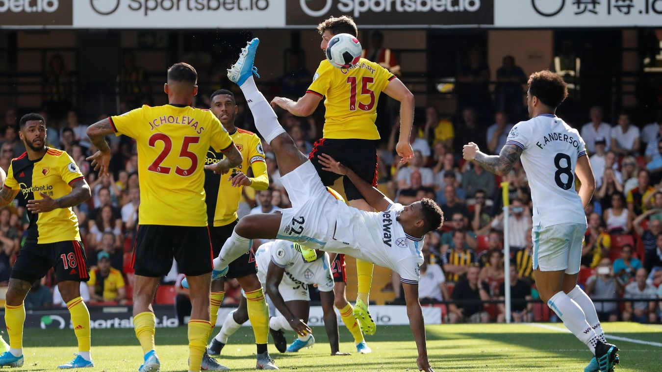 Watford 1-3 West Ham United