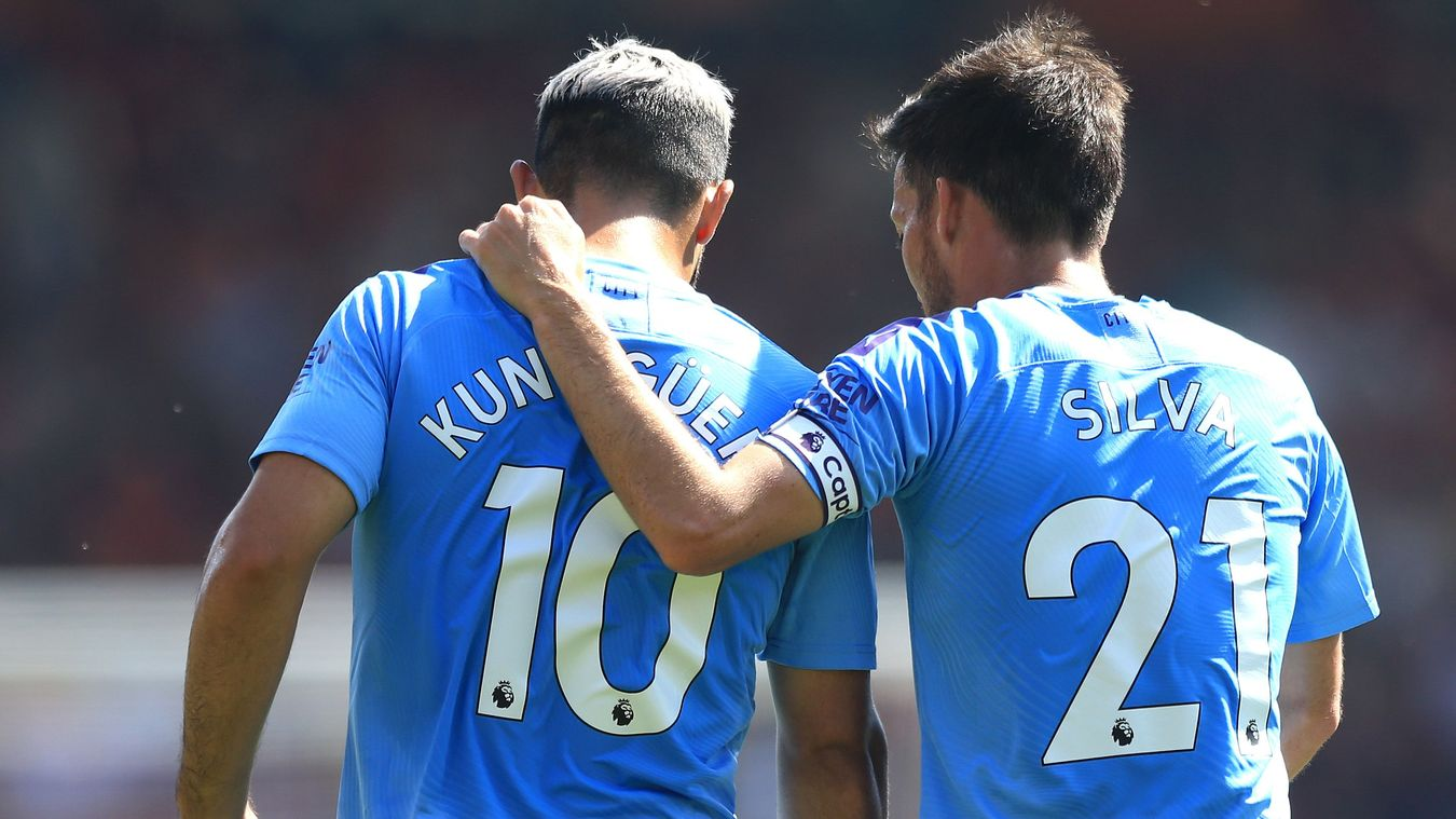 AFC Bournemouth 1-3 Manchester City