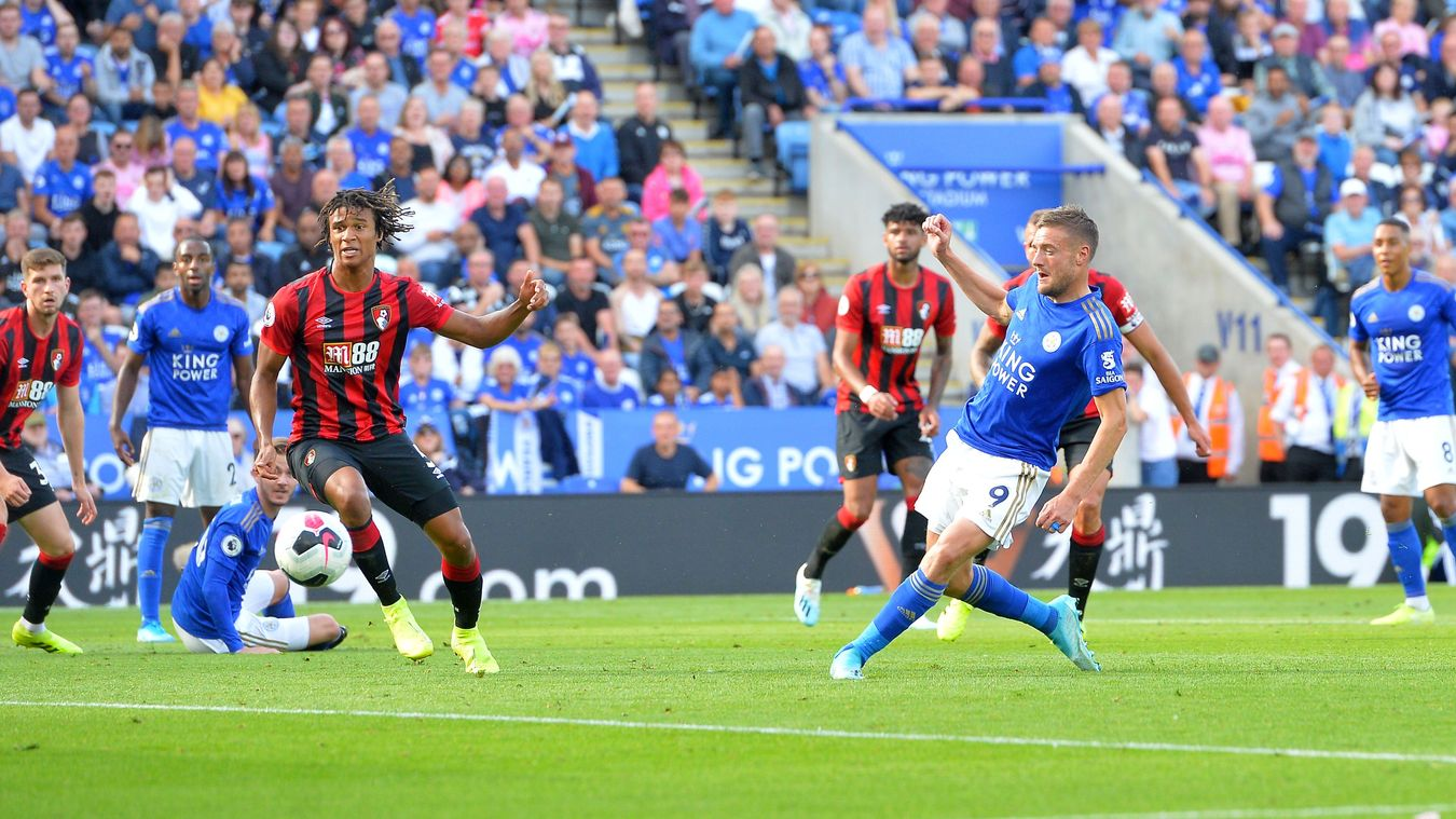 Leicester City 3-1 AFC Bournemouth