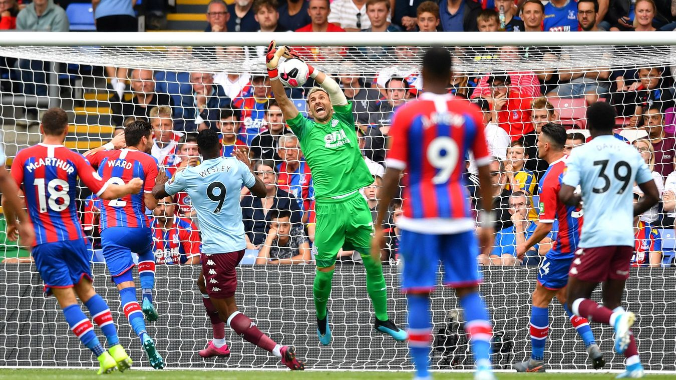 Crystal Palace 1-0 Aston Villa