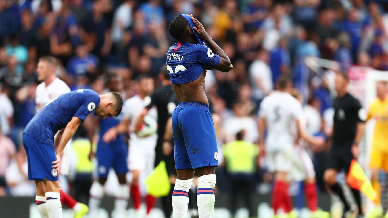 Chelsea 2-2 Sheffield United